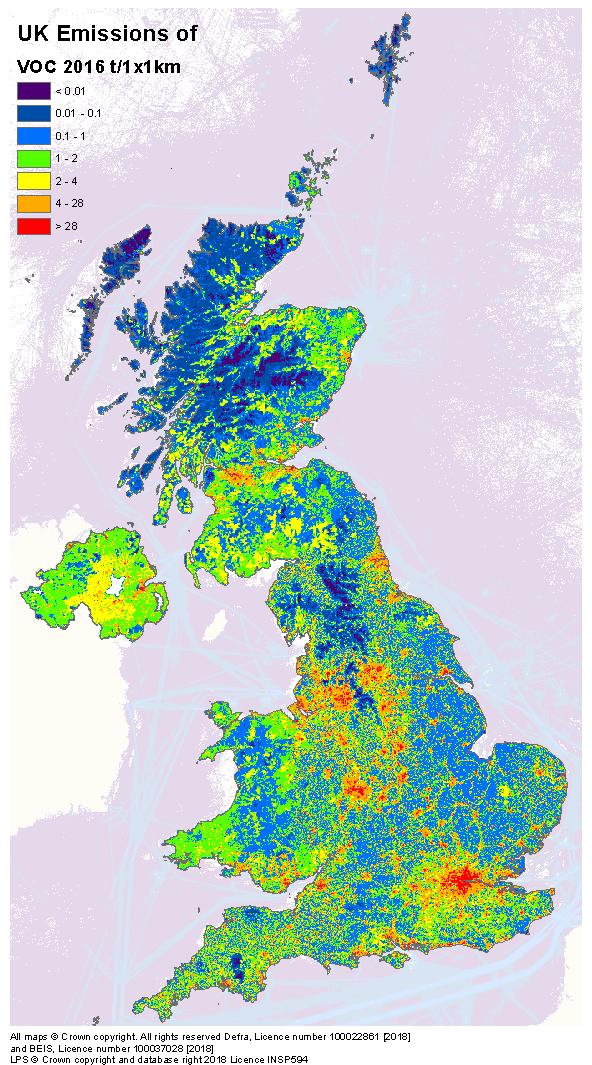 Maps 0.Download Emission Maps Naei Uk